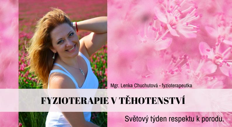 Přednáška Fyzioterapie vtěhotenství